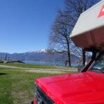 Sonne am Lago Maggiore