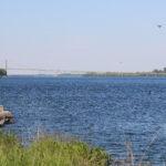 Brücke zw Canada u. USA