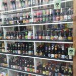Bier überall....
