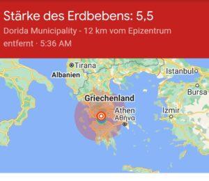 Erdbeben (2)